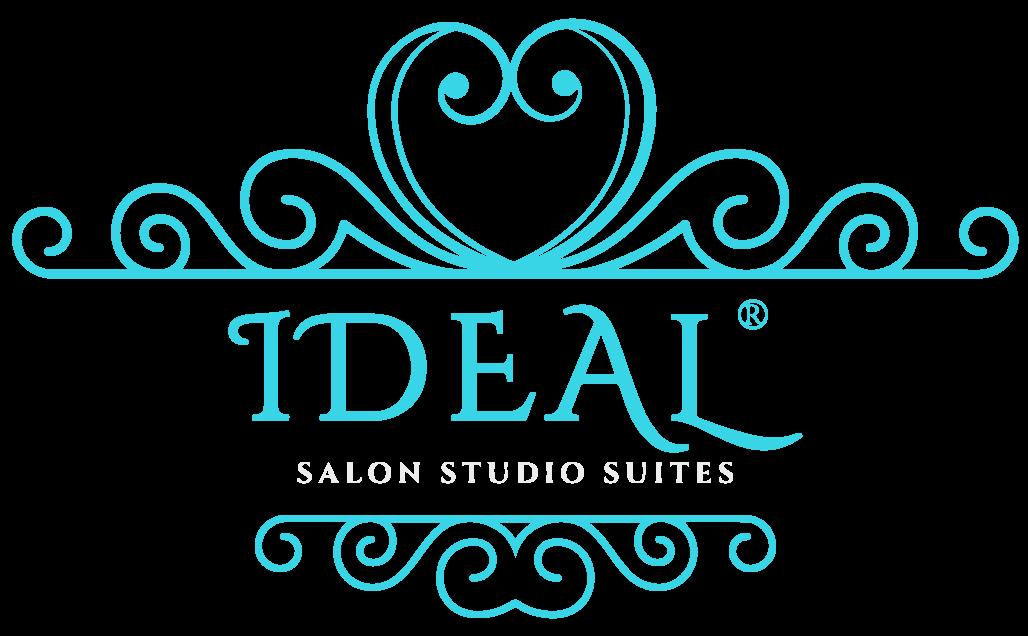 Ideal salon studio suites logo-white